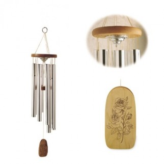 Alto Wind Chimes Cremation Keepsake Urn
