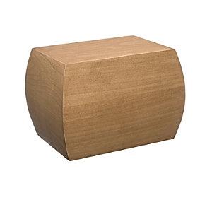 Braxton Maple Cremation Urn