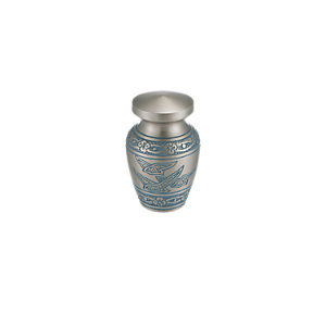 Delphia Wings Miniature Keepsake Cremation Urn