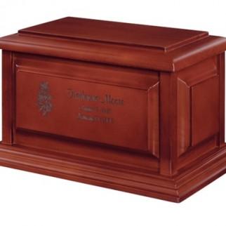 Franklin Cherry Cremation Urn