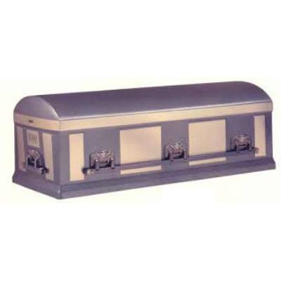 12ga Stainless Steel Clark Vault