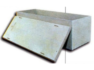 Concrete Maintenance Shell,