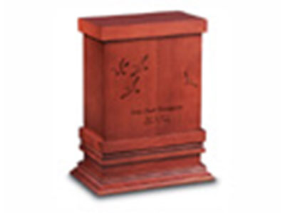 Liberty Cherry Scatter Urn